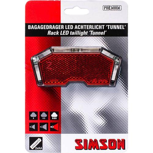 Simson achterlicht Tunnel auto batterij 50/80mm