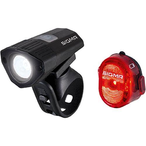 Sigma buster 100 hl k-set koplamp 120 lumen en nug