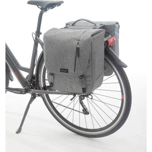 Dubbele fietstas Nova Double Racktime - 32 liter -