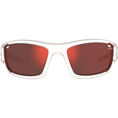 Tifosi bril Dolomite 2.0 parel wit clarion rood