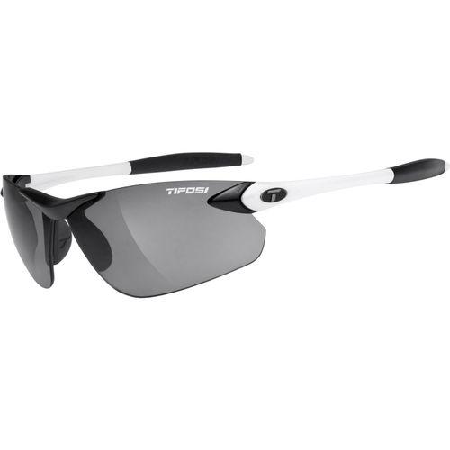 Tifosi bril Seek FC wit/zwart fototec smoke