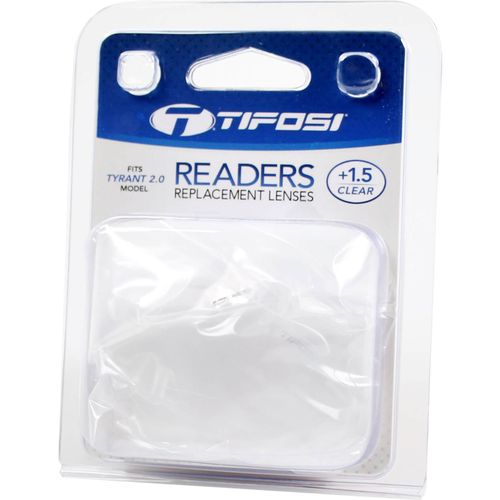 Tifosi reader lens Tyrant clear +1.5