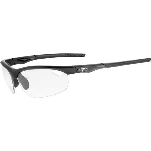 Tifosi bril Veloce mat zwart +1.5 fototec l.night