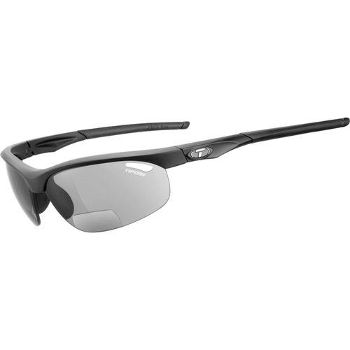 Tifosi bril Veloce mat zwart +2.0 smoke