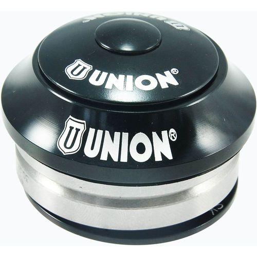 Union balhoofd set Ahead 1 1/8 int zwart