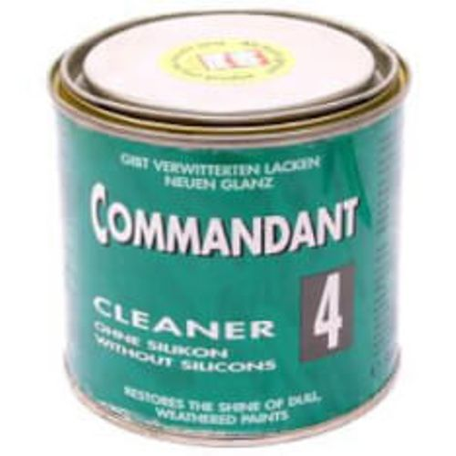Valma Commandant Cleaner No4