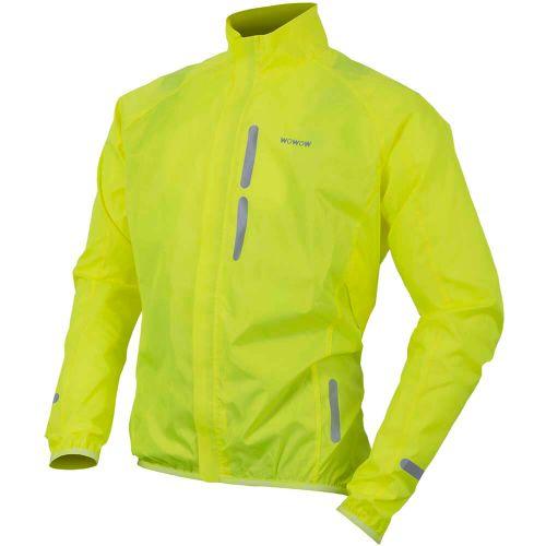 Wowow Bike Wind Jacket geel XL