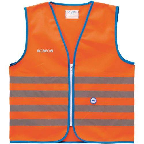 Wowow Fun Jacket Orange Medium