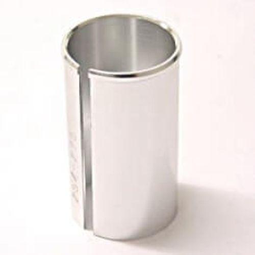 Zadelpenvulbus aluminium 25,4 > 27,2 mm
