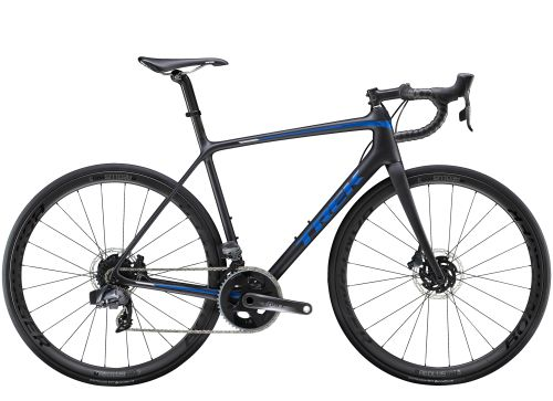 Trek Emonda SL 7 Disc eTap 52 Matte Black/Gloss Blue