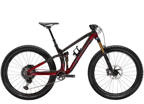 Trek Fuel EX 9.9 XTR XL 29 Raw Carbon/Rage Red NA