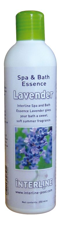 Interline Spa Badeduft Lavender 250 ml