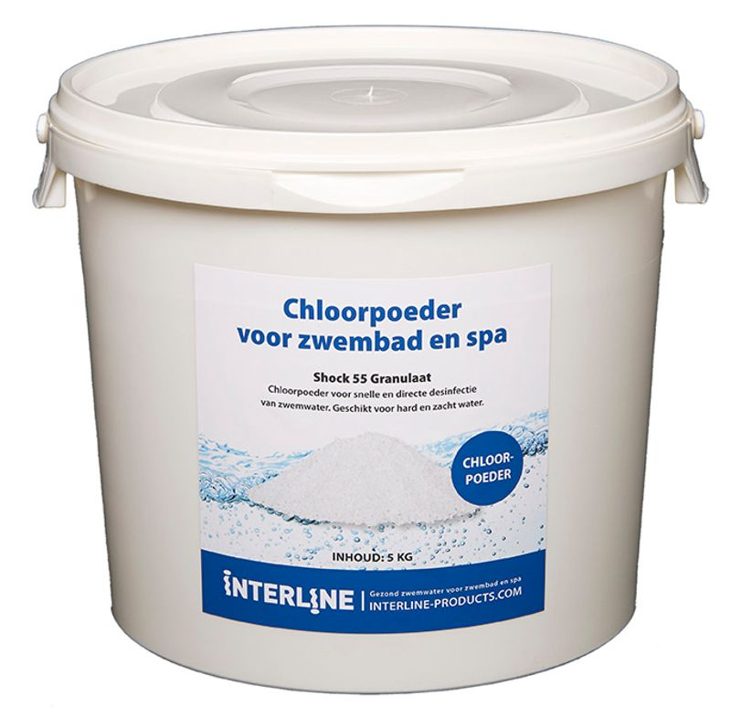 Interline 52781257 water treatment chemical