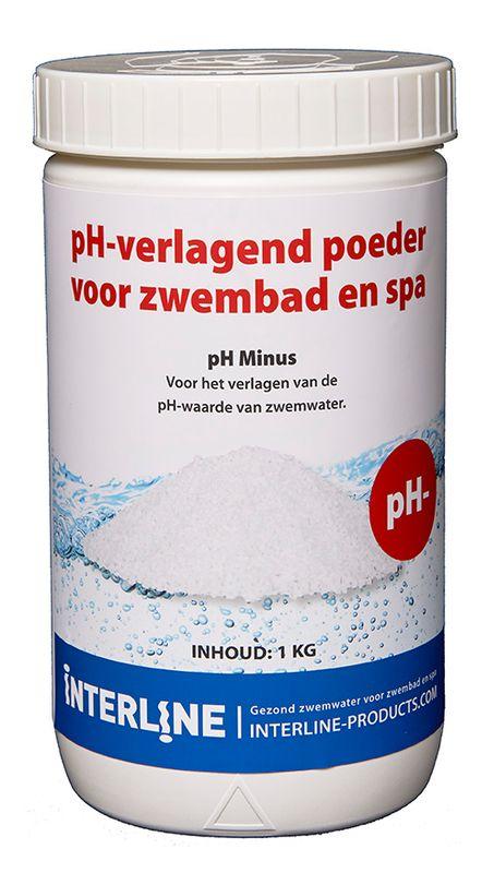 Interline pH-minus 1 kg