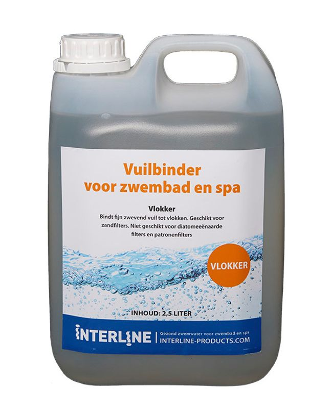 Interline 52881110 water treatment chemical