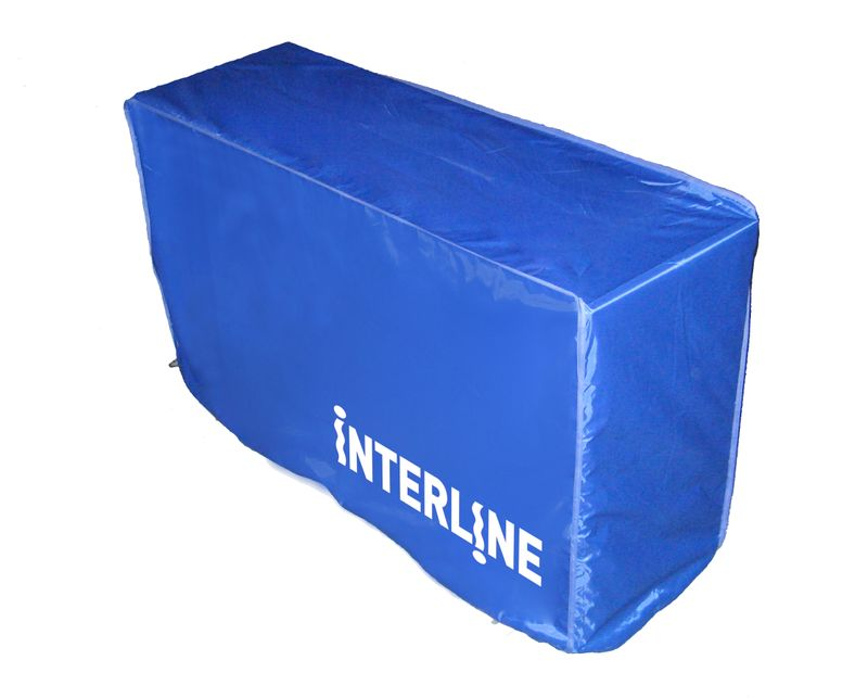 Interline heat pump cover for 10 kW Pro or 7,8 kW / 9,5 kW Eco