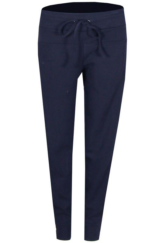 Exxcellent Broek jogpants blauw Perla