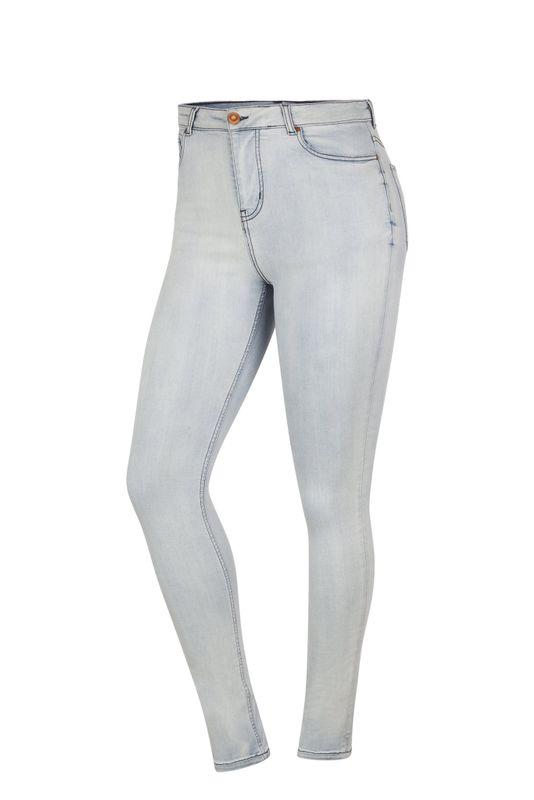 Blue Frog Jeans Ann slimfit bleached