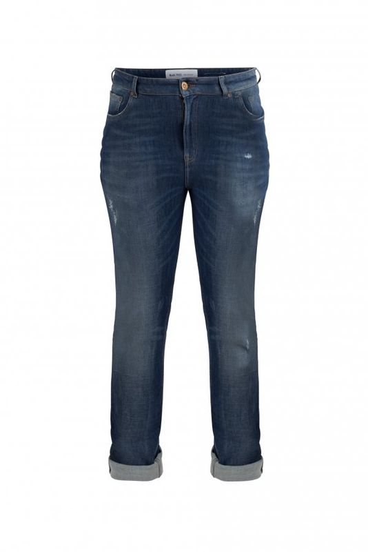 Blue Frog Jeans Coco regular destroyed