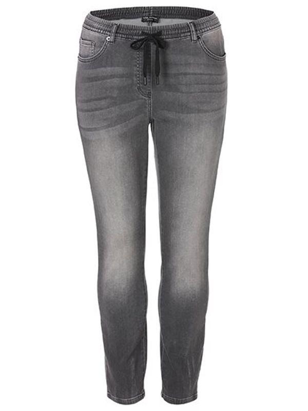 Via Appia Due Jog jeans grijs