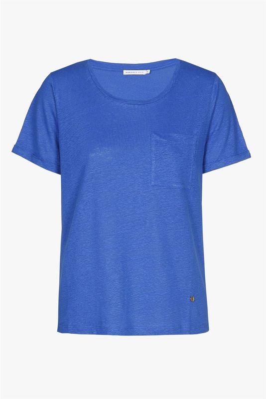 Xandres Gold Shirt blauw X-TAMZIN
