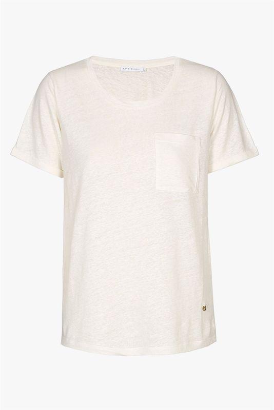 Xandres Gold Shirt wit X-TAMZIN