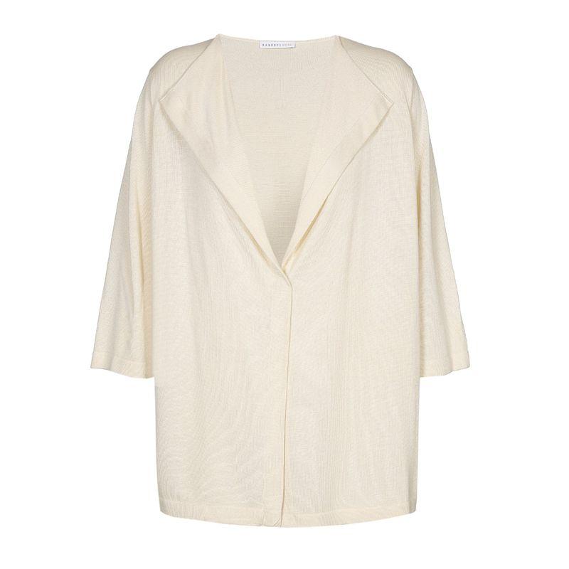 Xandres Gold Vest wit X-ALING
